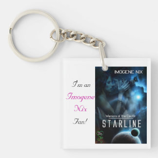 Starline Imogene Nix Keychain