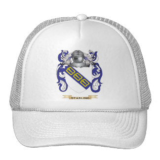 Starling Coat of Arms (Family Crest) Trucker Hat