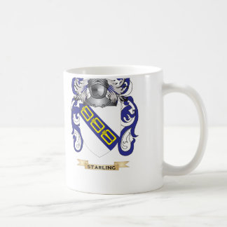 Starling Coat of Arms (Family Crest) Mug