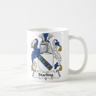 Starling Family Crest Coffee Mug