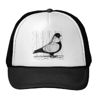 Starling Pigeon Silver-laced 1979 Trucker Hat