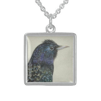 Starling Sterling Silver Necklace