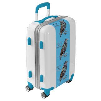 Starlings Are Darlings Luggage