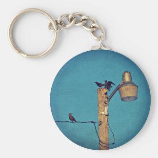 Starlings Keychain