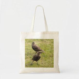 Starlings Tote Bag