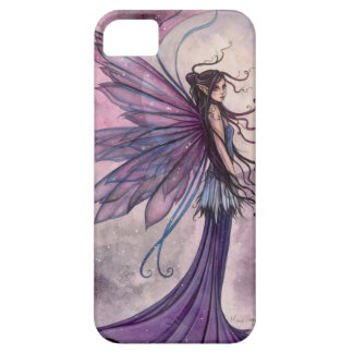 Starlit Amethyst Fairy Mystical Fantasy Art iPhone SE/5/5s Case