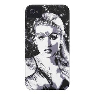 Starlit Goddess iPhone 4 Case-Mate Case