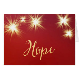 Starlit Hope Card