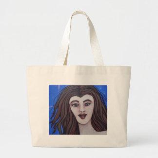Starlit Nymph Jumbo Tote Bag