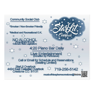 StarLit Postcard