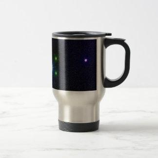 Starlit sky 15 oz stainless steel travel mug