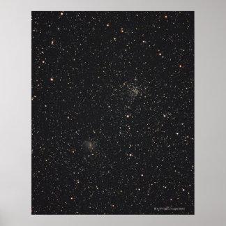 Starlit Sky 2 Poster