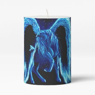 Starlit Stroll Pegasus Candle
