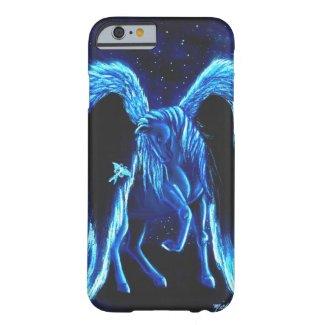 Starlit Stroll Pegasus Phone Case