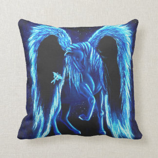 Starlit Stroll Pegasus Pillow