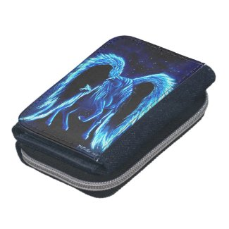 Starlit Stroll Pegasus Wallet