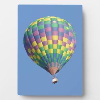 StarLite Hot Air Balloon Plaque