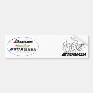 Starmada bumper sticker car bumper sticker