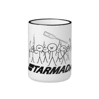 Starmada gear ringer coffee mug