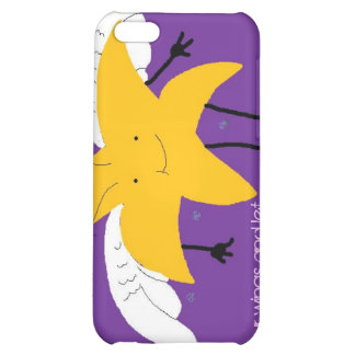 Starmanflying, Spread your wings and let the st... iPhone 5C Covers