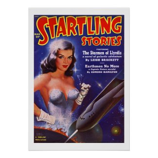 Starmen of Llyrdis Poster