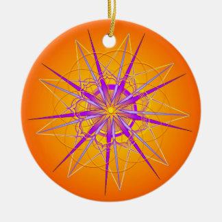StarOne Ceramic Ornament