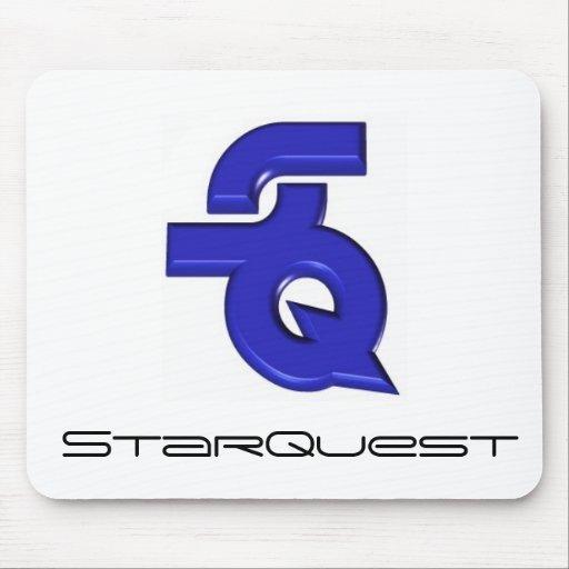 StarQuest 01 Alfombrilla De Raton