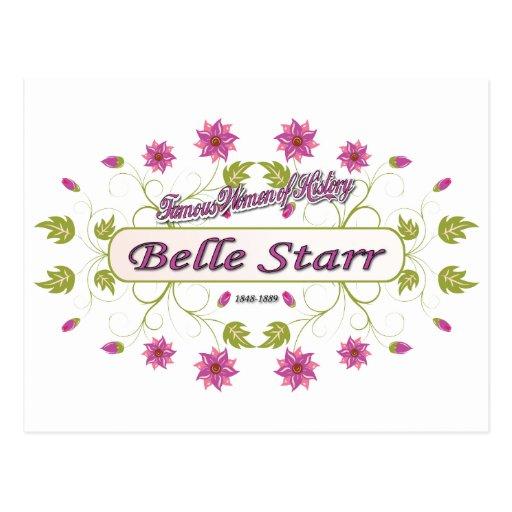 Starr ~ Belle Starr ~ Famous American Women Postcard