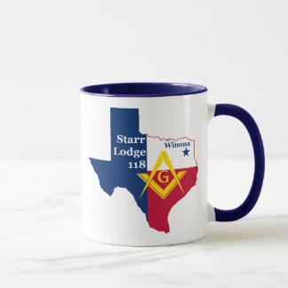 Starr Lodge Coffe Mug