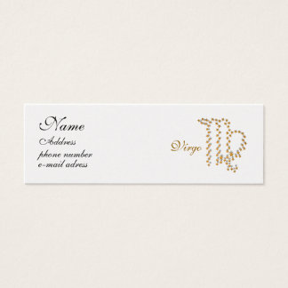 starred card Virgo
