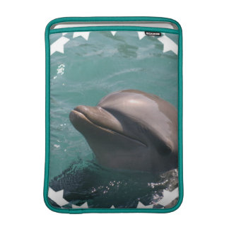 "Starring a Dolphin 13"" MacBook Sleeve"