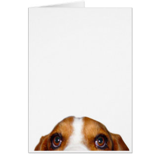 Starring Holmes that lovable Basset Hound Greeting Cards