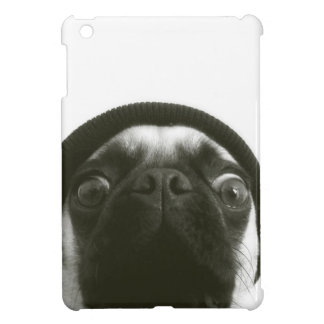 Starring Pug iPad Mini Cases