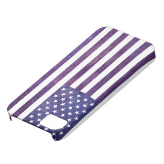 Starry American Flag iPhone SE/5/5s Case