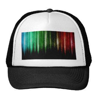 Starry Aura Borealis Trucker Hat
