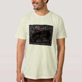 Starry Bats lines T-Shirt