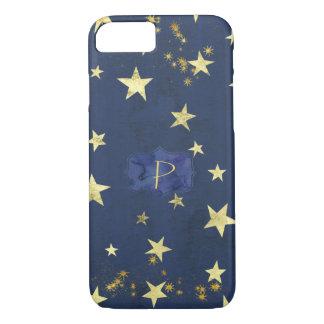 Starry Blue Denim Wash iPhone 7 Case