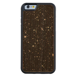 STARRY EXPANSE (an outer space design) ~ Carved® Cherry iPhone 6 Bumper Case