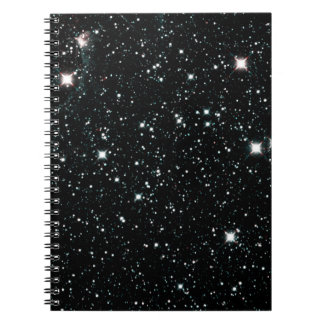 STARRY EXPANSE (an outer space design) ~ Notebook