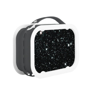 STARRY EXPANSE ~ (outer space design) ~ Lunch Box