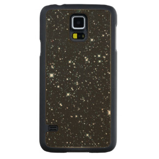 STARRY EXPANSE (v2) ~ Carved® Maple Galaxy S5 Case