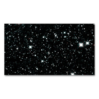 STARRY EXPANSE (v2) ~.jpg Magnetic Business Cards (Pack Of 25)