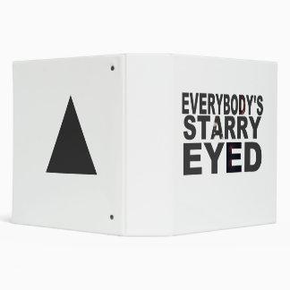 starry eyed binder