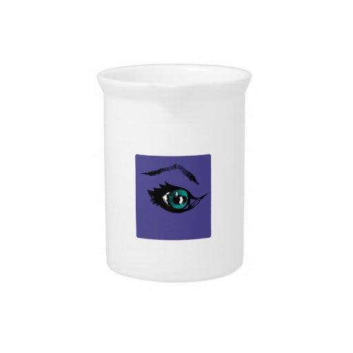 Starry Eyes Drink Pitcher