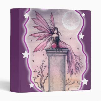 Starry Fairy Binder by Molly Harrison