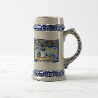 Starry-Fish Night Mug