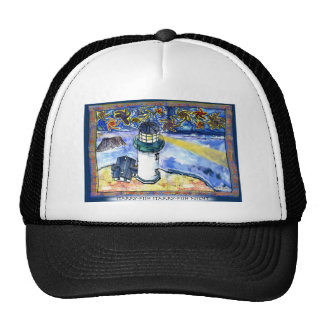 Starry-Fish Starry-Fish Night Trucker Hat