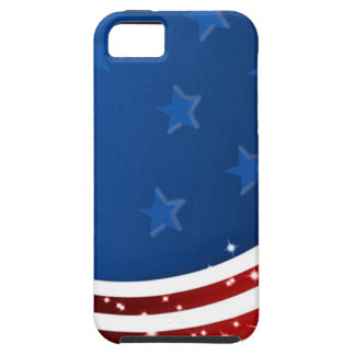 Starry Flag Memorial Day iPhone SE/5/5s Case