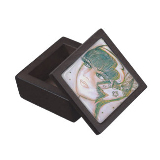 Starry Flapper Twisted Gift Box