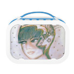 Starry Flapper Twisted Lunch Boxes